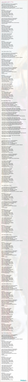 Текст песни I Don't Want to Miss a Thing, слова песни